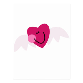 Hearts in Flight Valentine Post Cards