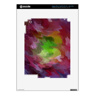 Hearts in Harmony Vinyl Device Cover Skins For iPad 3