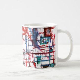 Hearts in Line Mug