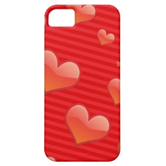 Hearts iPhone5 Case