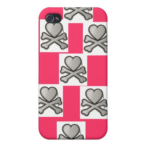 Hearts iPhone 4 Cover