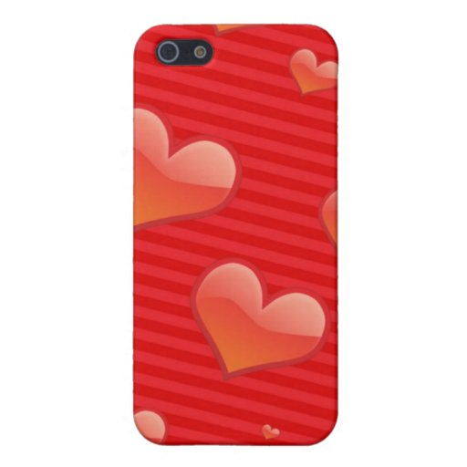 Hearts iPhone 5 Cases