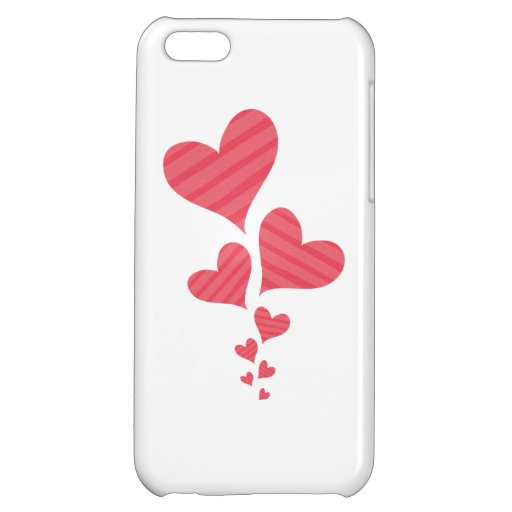 Hearts iPhone 5C Cover
