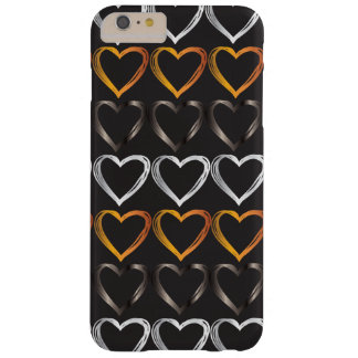 Hearts iPhone 6 Plus, Barely There Barely There iPhone 6 Plus Case