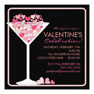 Valentines Day Invitations & Announcements | Zazzle