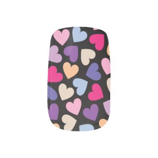 Hearts Minx® Nail Wraps