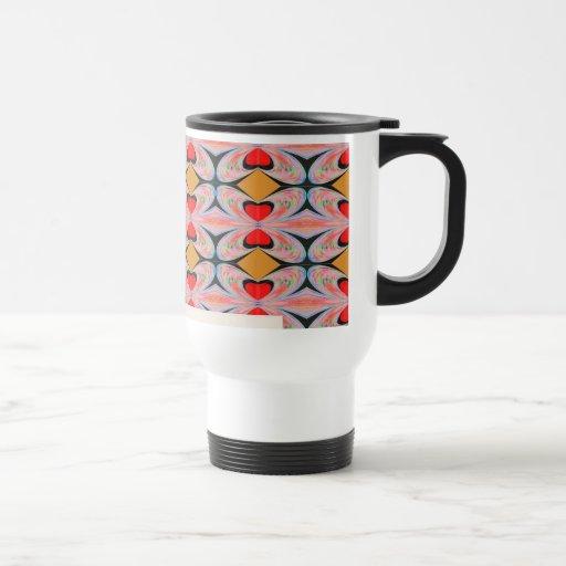 Hearts n Diamonds : Enjoy n Share Joy Mug