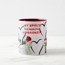 HEARTS -N- ROSES SPIRIT Mug