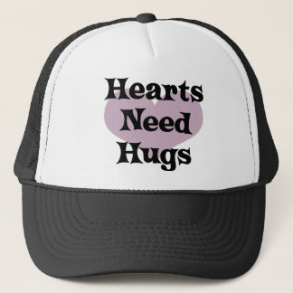 Hearts Need Hugs Hat