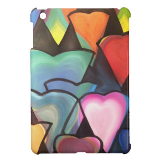 Hearts of cleavage case for the iPad mini