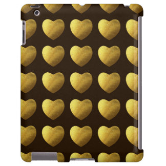 Hearts of gold pattern
