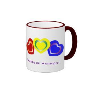 Hearts of Harmony Mug