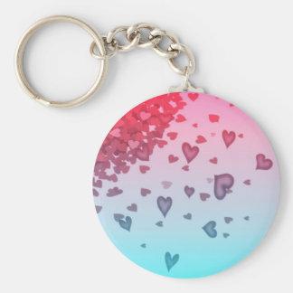 Hearts Of Hearts Keychain