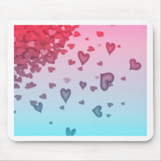 Hearts Of Hearts Mouse Pad