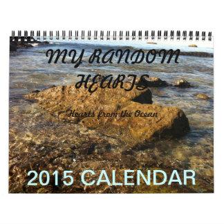 Hearts of Laguna Beach 2015 Calendar