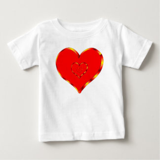 Hearts of Love Baby T-Shirt