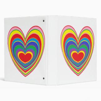 Hearts of Love Binder