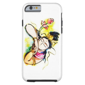 Hearts of the heart of Kannon/the Merciful Goddess Tough iPhone 6 Case