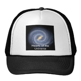 Hearts of the Universe Milky Way Hat