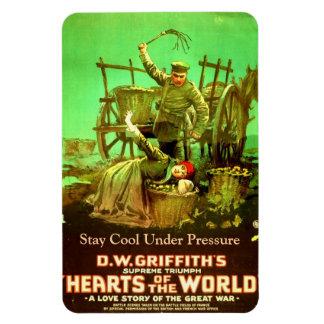 Hearts of the World Magnet