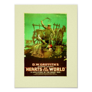 Hearts of the World Poster