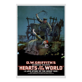 Hearts of the World - Poster