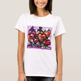 Hearts Party T-Shirt
