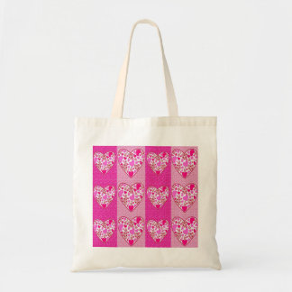 Hearts Patchwork - Mother's Day Gift Bag