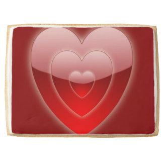 HEARTS - Premium Jumbo Shortbread Cookie
