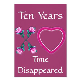 Hearts & Roses X's & O's Card