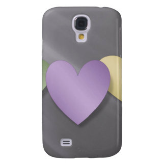 Hearts Samsung Galaxy S4 Cover