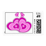 Hearts Stamp