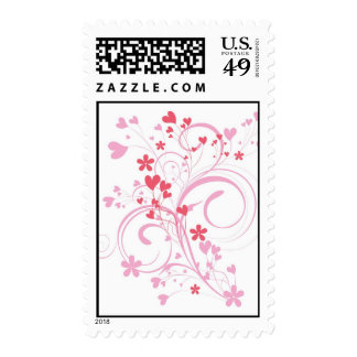 hearts stamps
