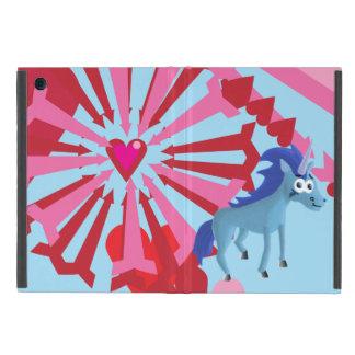 Hearts, Stars and Unicorns Covers For iPad Mini