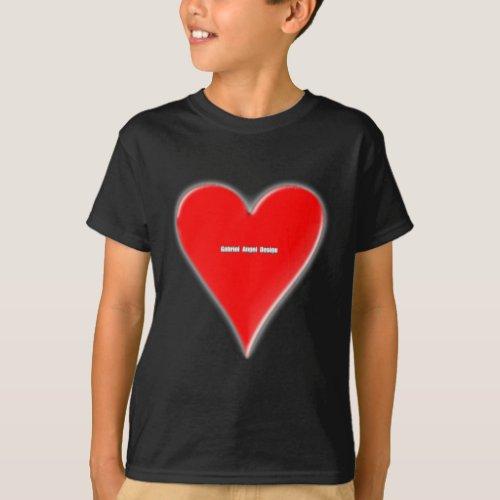 Hearts Suit T_Shirt