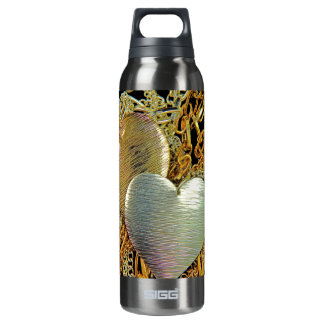 HEARTS THERMOS BOTTLE
