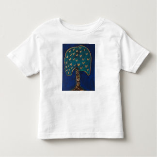 Hearts Tree Toddler Fine Jersey T-Shirt