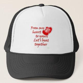 Hearts Trucker Hat
