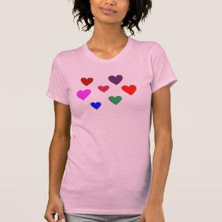 """""""Hearts """" Tshirt"""