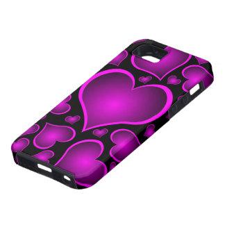 hearts valentine iPhone 5 cases