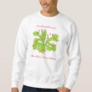 Hearts & Venus Flytrap Sweatshirt
