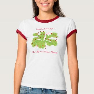 Hearts & Venus Flytrap T-Shirt
