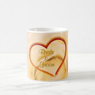 Hearts Wedding Favor Mug