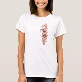 Hearts White Tshirt