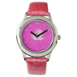 Hearts Wrist Watch