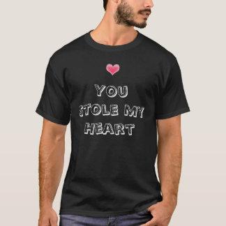 Hearts, You Stole My Heart T-Shirt