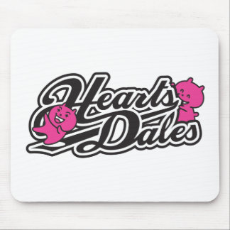 Heartsdales Mouse Pad