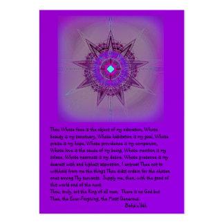 Heartstar115 Tarjetas De Visita Grandes