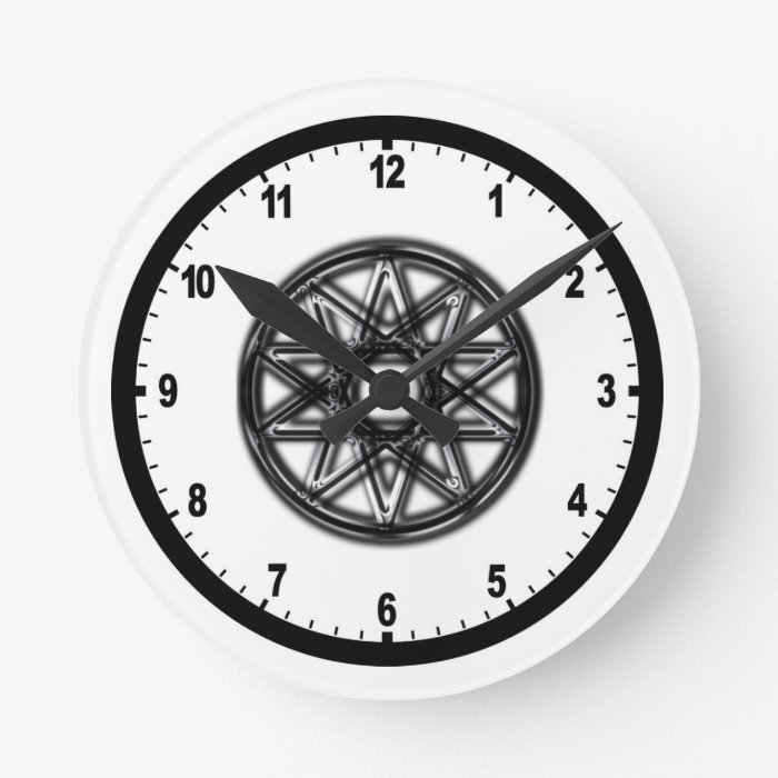 Heartstar Clock