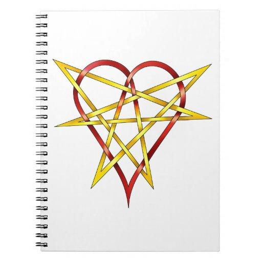 HeartStar Cuadernos